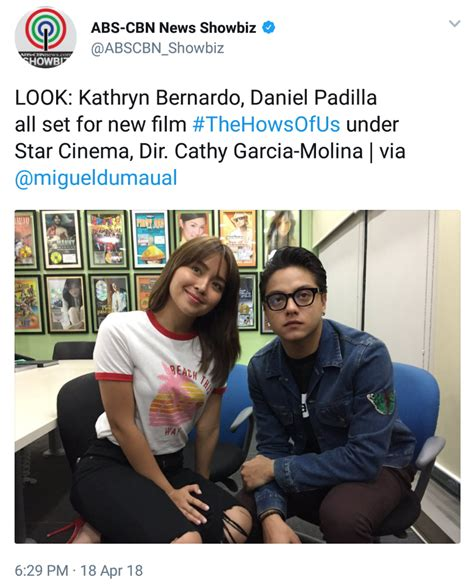 kathryn bernardo and daniel padilla the hows of us star cinema the hows of us kathryn bernardo and daniel