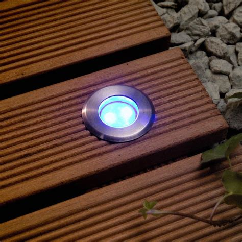led decking lights techmar astrum blue led decking lights