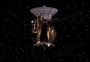 NASA's Cassini Spacecraft Will End Saturn Mission With A ...