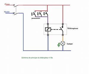 Schema Telerupteur Legrand : telerupteur schema capteur photo lectrique ~ Dode.kayakingforconservation.com Idées de Décoration