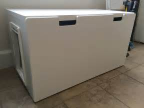 Ikea Bathroom Cabinets Australia by Easy To Clean Stuva Bench Litter Box Ikea Hackers Ikea