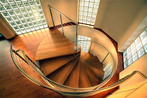las escaleras de caracol ideas  decorar disenar  mejorar tu casa