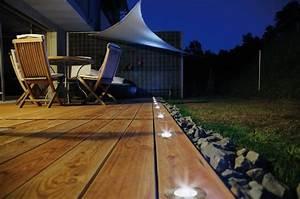 Eclairage Terrasse Piscine : eclairage ext rieur jardin terrasse piscine la baule gu rande saint nazaire nantes et la ~ Preciouscoupons.com Idées de Décoration