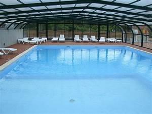 piscine couverte et chauffee piscine peche et With camping deauville avec piscine couverte