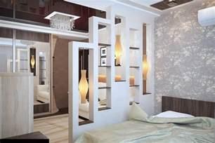 raumteiler design raumteiler für schlafzimmer 31 ideen zur abgrenzung