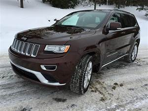 2015 Jeep Grand Cherokee - Test Drive Review