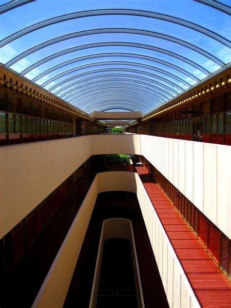 gallery  ad classics marin civic center frank lloyd