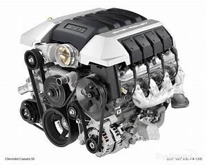 2012 Chevrolet Camaro Ls3 6 2l V8 Engine