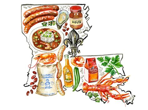cuisine luisina missing louisiana 8 ways i bring the bayou state home