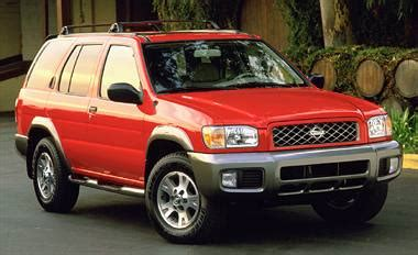 nissan pathfinder history pictures  auction