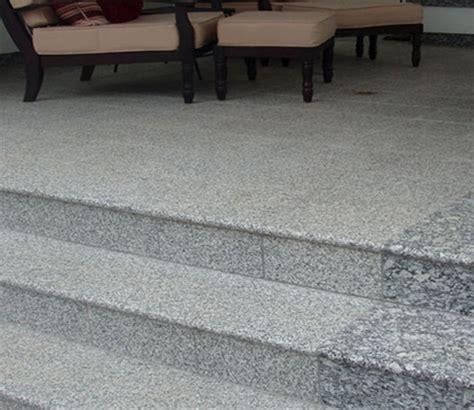 100 flamed granite floor tiles g623 flamed and bush