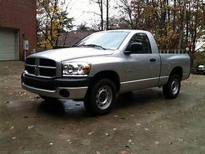 Trade 2008 Dodge Ram 1500 W   6 Speed Manual For H