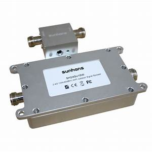 Ampli Wifi Orange : amplificateur booster wifi ext rieur 10 w sunhans sh24go10w ~ Melissatoandfro.com Idées de Décoration