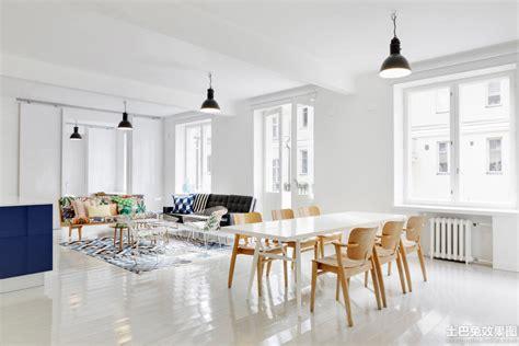 公寓装修北欧风格家具图片_土巴兔装修效果图