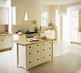 Cream Kitchens Designs For Home
