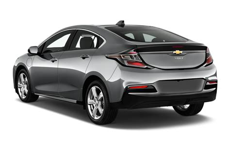 2018 Chevrolet Volt Reviews And Rating Motortrend