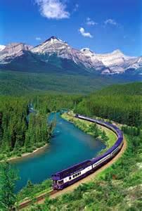 Bow River Alberta Canada
