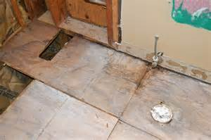 replacing subfloor damaged by water pro construction guide