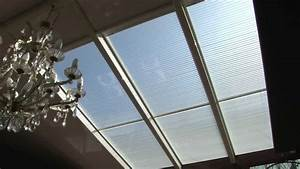 Toit En Verre Prix : double vitrage store int gr s pour toiture de v randa ~ Premium-room.com Idées de Décoration