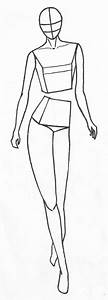 My road to becoming a fashion designer free fashion for Figure templates for fashion illustration