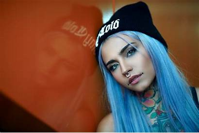 Nose Piercing Hair Suicide Fishball Rings Tattoo