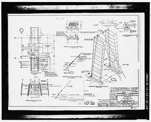 164  Photocopy Of Drawing  1958 Mechanical Drawing By The
