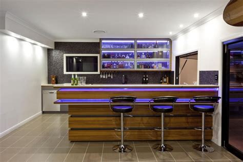 Contemporary Bar Designs by In House Bar Ideal Interior Designs Bar