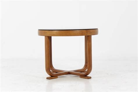 Art nouveau bentwood coffee table early 20th century, austria, circa 1900. Beech Bentwood Coffee table - 1940s - Design Market