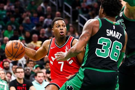 Raptors-Celtics preview: With or without Kyle Lowry, this ...