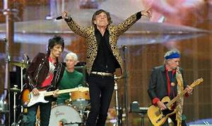 Rolling Stones returning to UK with five shows on No ...
