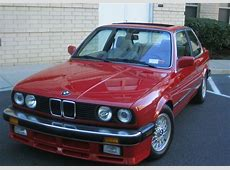 3xE30, 3 of 3 1987 BMW 325is German Cars For Sale Blog