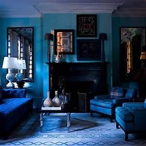 dark blue interior designs furnitureteamscom With interior design small dark rooms