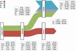 Biogas  U2013 Sankey Diagrams