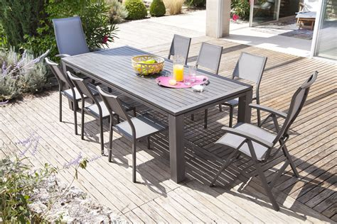 table et chaise conforama stunning chaise de jardin conforama ideas matkin info