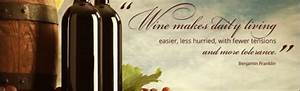 Water And Wine ... Wine Barrels Quotes