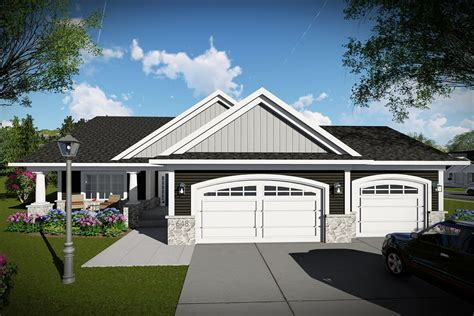 Ranch Style House Plan 2 Beds 2 Baths 1736 Sq/Ft Plan