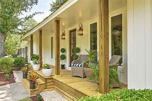 15, Irresistible, Farmhouse, Porch, Designs, You, U0026, 39, Re, Going, To, Drool, Over