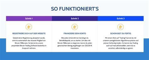 January 13, 2021 leave a comment. Bitcoin Millionaire Erfahrungen 2021 - Test liefert erstaunliches Ergebnis!
