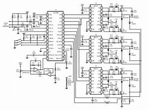 Electric Motor Control Schematic
