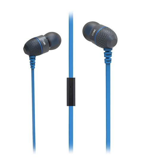 Boat Earphones buy boat bassheads 200 in ear wired with mic earphones