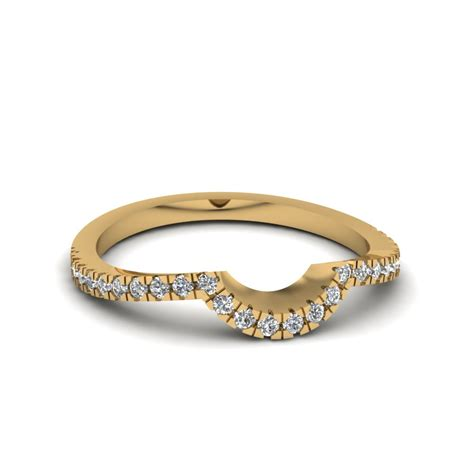 curved diamond wedding bands fascinating diamonds