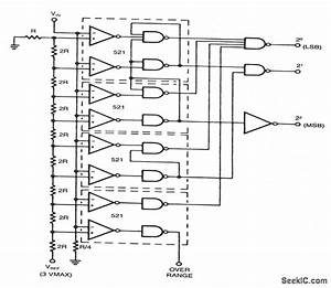 Adc - A-d Converter - A-d D-a Converter Circuit