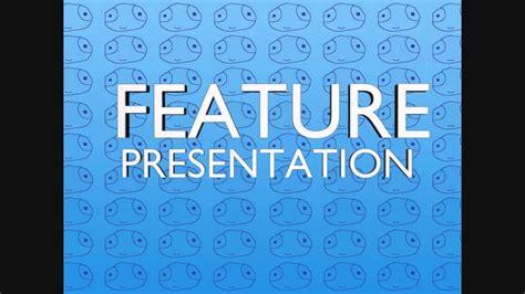 Feature Presentation (Greeny Phatom Home Entertainment ...
