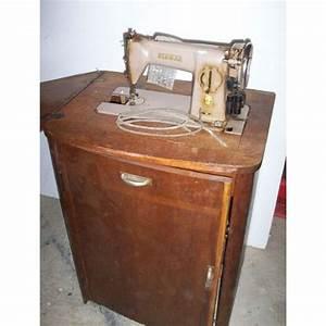 Ancienne Machine A Coudre : singer machine coudre ancienne pas cher achat vente ~ Melissatoandfro.com Idées de Décoration