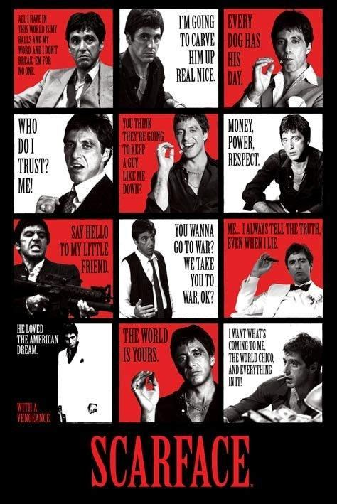 scarface tub quotes 171 best images about scarface on