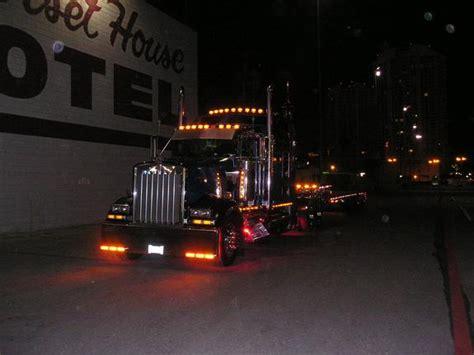pete  freightliner fld specs  modification