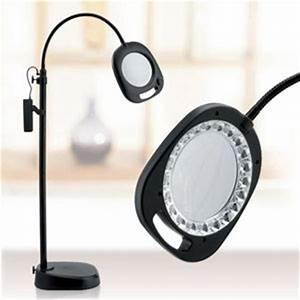 Lampe Sur Pied Led : lampes sur pied daylight lampes sur pied daylight avec loupe lampe loupe led daylight ~ Teatrodelosmanantiales.com Idées de Décoration