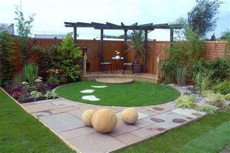 design and decorate your small garden landscape ideas by