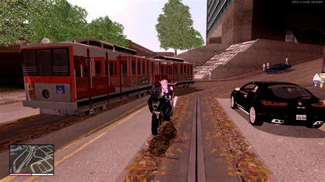 gta sa san francisco tram ashslow pc game blog
