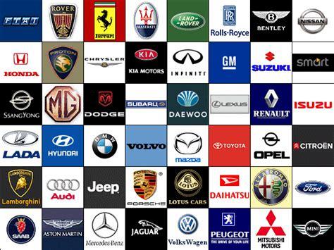 Car Logos With Names